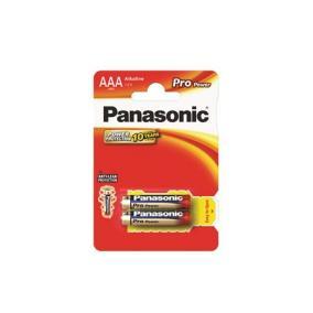 Elem, AAA mikro, 2 db, PANASONIC