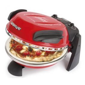 Pizzasütő elektromos - G3 Ferrari, G10006 EVO PIROS
