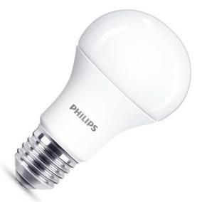 LED izzó, E27, gömb, 7,5W, 806lm, 230 V, 4000K, A60, PHILIPS