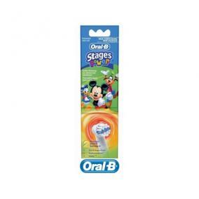 Pótfogkefe gyerek - Oral-B, EB10-2K MICKEY