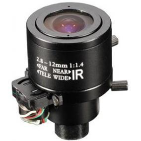 Panelkamera lencse FEIHUA FH-2812BMD-MP