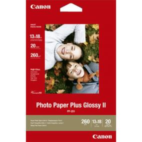 Canon [13x18cm / 260g] 20db fényes fotópapír #PP201