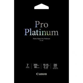 Canon [A6 / 300g] 20db fotópapír #PT101