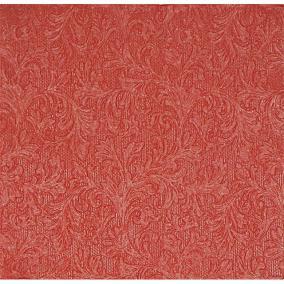 Papír Szalvéta 3 rétegű - Fiorentina Uni red 33x33cm piros [20 db]