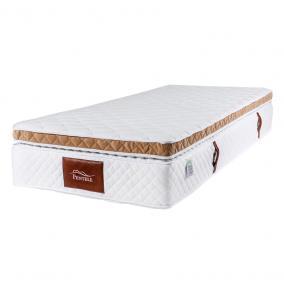 Pentele Lux matrac [200x200 cm] Zsákrugós, Félkemény