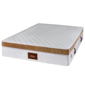 Pentele Queen matrac [200x200 cm] Zsákrugós, Félkemény