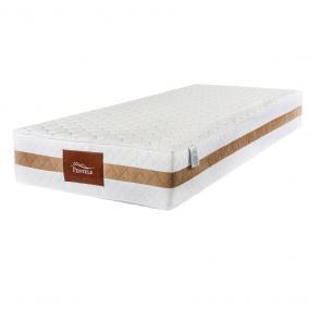 Pentele Royal matrac [200x200 cm] Bonellrugós, Félkemény