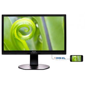 Philips monitor 241P6EPJEB 23.8