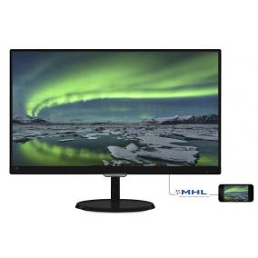 Philips monitor E-line 237E7QDSB00 23