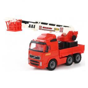 Volvo tűzoltóautó