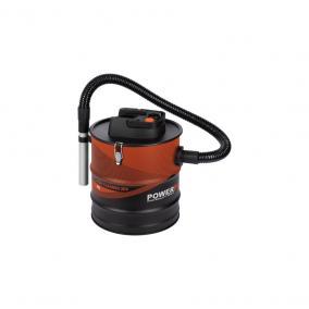 PowerPlus Dual Power akkus kandalló porszívó 20 V 20 liter alapgép POWDP6020