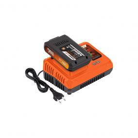 PowerPlus Dual Power akkutöltő 20V/40V + Li-Ion akkumulátor 20V  2Ah  POWDP9062