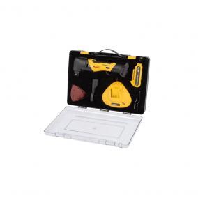 PowerPlus sárga akkus szénkefementes multigép 20V POWXB40020