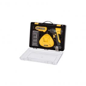 PowerPlus sárga akkus szénkefementes ütvecsavarbehajtó 20V POWXB30020
