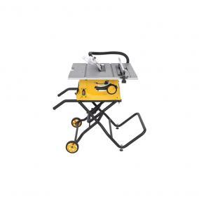 PowerPlus sárga állványos körfűrész 250mm 2000W POWX07598