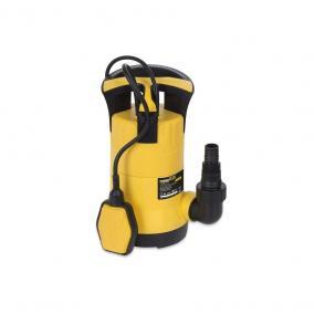 PowerPlus sárga búvárszivattyú 550W POWXG9507
