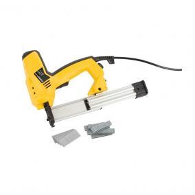 PowerPlus sárga elektromos tűzőgép, szögbelövő 50W  POWX13800