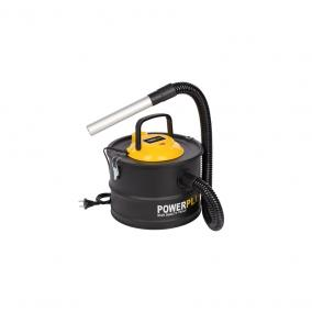 PowerPlus sárga kandalló porszívó 1000 W 15 liter POWX3000