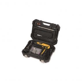 PowerPlus sárga multifunkciós gép 200W +126 részes kiegészítő készlet  POWX1341