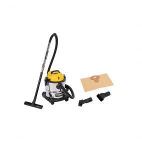 PowerPlus sárga száraz/nedves porszívó 1200W 20L POWX3230