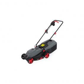 Elektromos fűnyíró szürke PowerPlus 1300 W POWEG63705