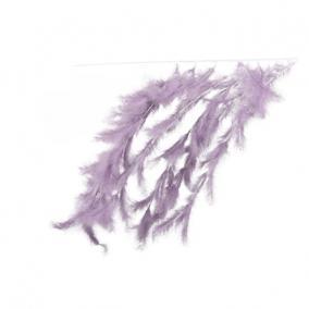 Pulyka toll betűzős 60cm lila