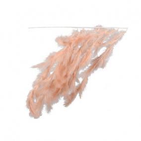 Pulyka toll betűzős 60cm narancs