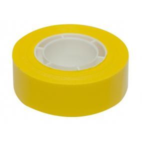 Ragasztószalag, 19 mm x 33 m, APLI, sárga [33 méter]