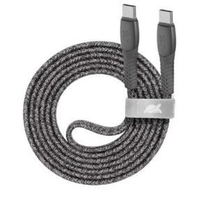 USB kábel, USB-C - USB-C, 1,2 m, RIVACASE