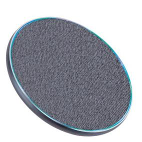 Vezeték nélküli töltő, Qi szabvány, 10W, szövet borítás, RIVACASE