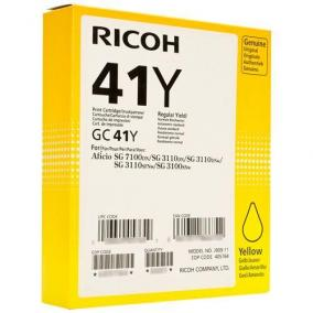 Ricoh SG 3110 Geljet [Y] 2,2K GC-41Y (eredeti, új)