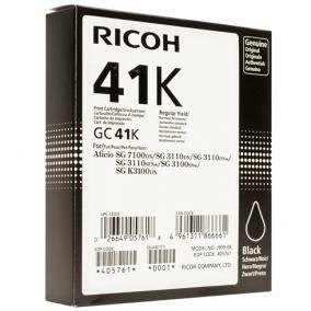 Ricoh SG 3110 Geljet [Bk] 2,5K GC-41K (eredeti, új)