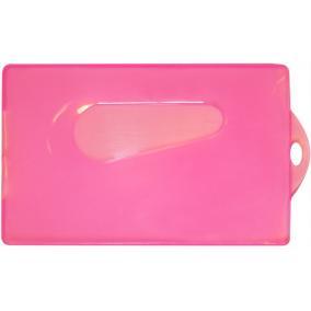 S. AM Proximity kártyatok No.1 pink