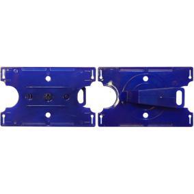 S. AM Proximity kártyatok No.2 kék
