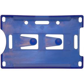 S. AM Proximity kártyatok No.6 kék