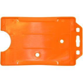 S. AM Proximity kártyatok No.9 narancs