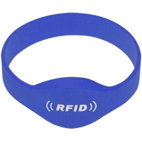 S. AM Wristband No.2 13.56 MHz kék