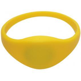 S. AM Wristband No.3 13.56 MHz sárga
