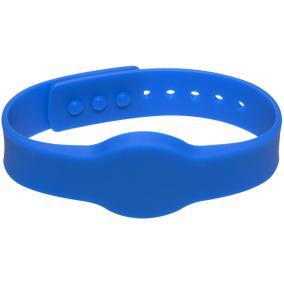 S. AM Wristband No.4 13.56 MHz kék