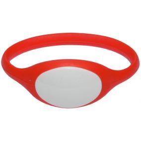 S. AM Wristband No.5 13.56 MHz piros