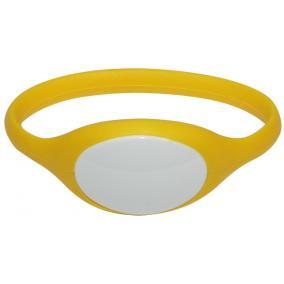 S. AM Wristband No.5 13.56 MHz sárga