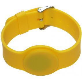 S. AM Wristband No.6 13.56 MHz sárga