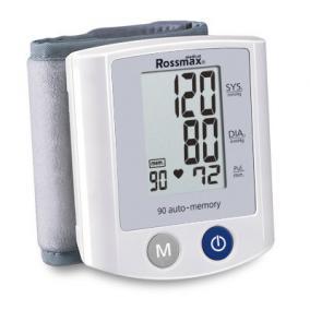 Rossmax S 150 csuklós vérnyomásmérő