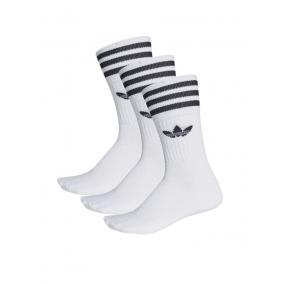 Adidas Originals Solid Crew Sock 3 Pairs [méret: 43-46]