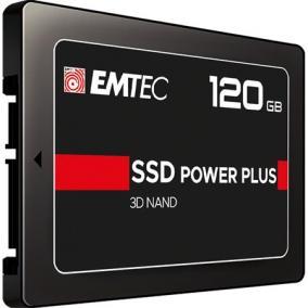 SSD (belső memória), 120GB, SATA 3, 500/520 MB/s, EMTEC