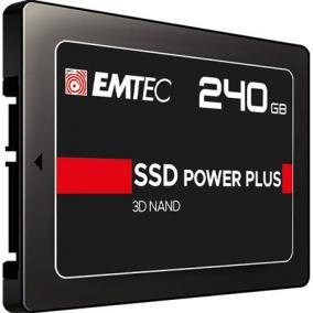 SSD (belső memória), 240GB, SATA 3, 500/520 MB/s, EMTEC