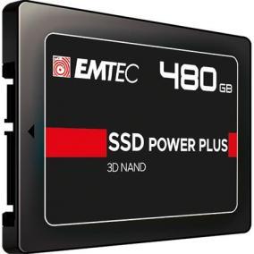 SSD (belső memória), 480GB, SATA 3, 500/520 MB/s, EMTEC