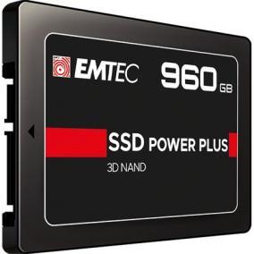SSD (belső memória), 960GB, SATA 3, 500/520 MB/s, EMTEC