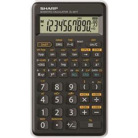Számológép, tudományos, 146 funkció, SHARP