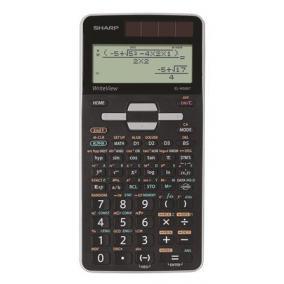 Számológép, tudományos, 640 funkció, SHARP